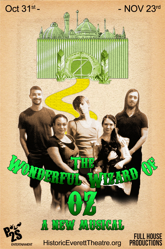 Wonderful Wizard of Oz A New Musical